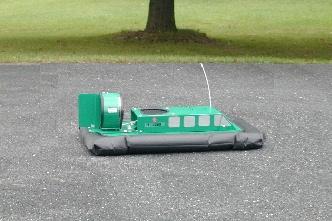 Модель на воздушной подушке