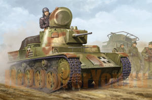 82478 Танк Hungarian Light Tank 38M Toldi II(B40)  (Hobby Boss) 1/35