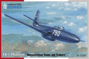"SH72297 Самолёт FH-1 Phantom ""Demonstration Teams and Trainers""  (Special Hobby) 1/72"