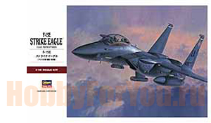 07248 Самолет F-15E Strike Eagle (U.S.A.F. Fighter/Attacker)  (HASEGAWA) 1/48