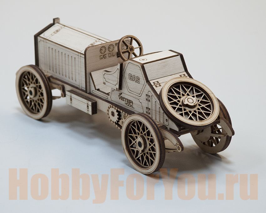 "Конструктор для сборки модели ""ФИАТ С61"" с резиномотором ...: http://www.hobbyforyou.ru/catalog/9540-77496.html"