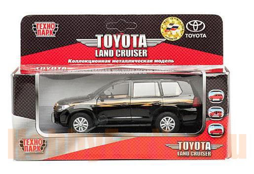5d05e3d873db Масштабная коллекционная модель Toyota land cruser спорт 12.5cм ...