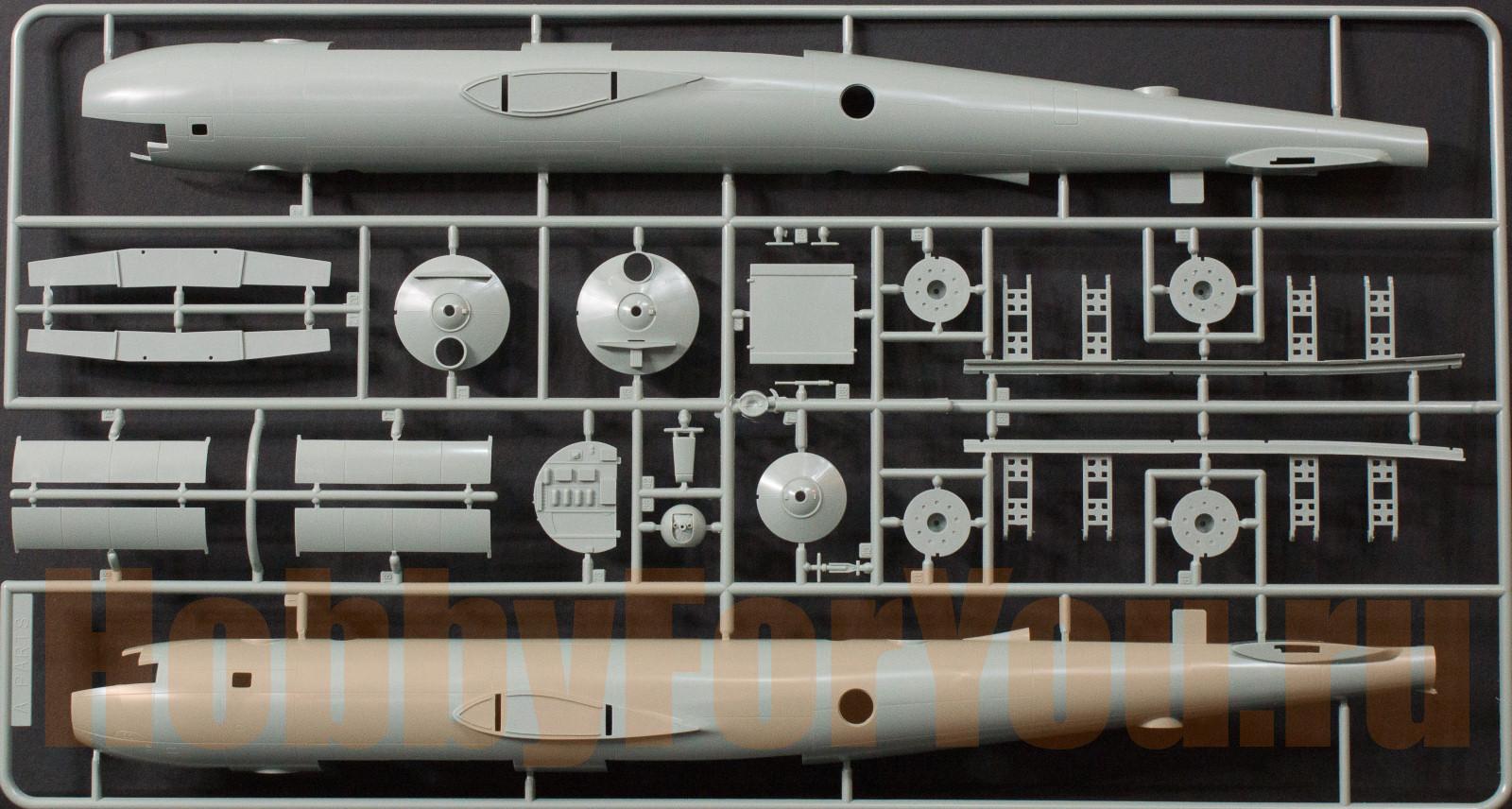 Конструкторы кораблей из пластика