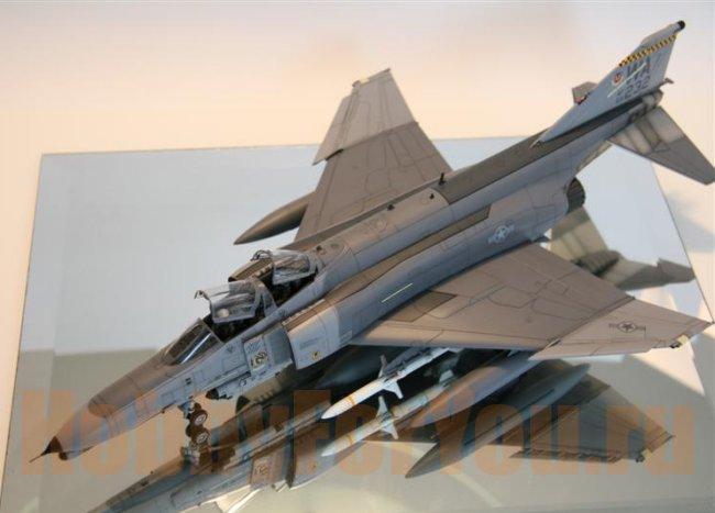 Как сделать самолет фантом