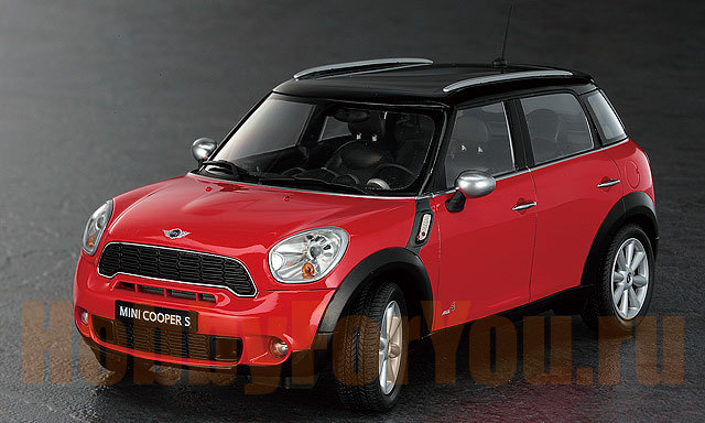 20253 автомобиль Mini Cooper S Countryman All4 Union Jack