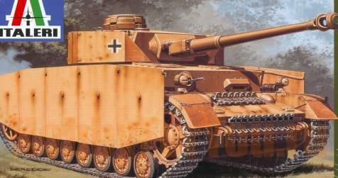 Название 7007 ит танк pz kpfw iv italeri 1 72