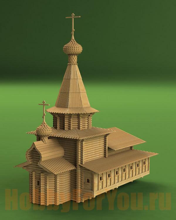 Построить церковь своими руками - Vendservice.ru