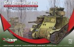 729001 Танк Medium Tank M3 General Grant - Canal Defence Light, late version (Mirage Hobby) 1/72