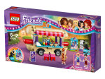 "Конструктор LEGO FRIENDS ""Парк развлечений. Фургон с хот-догами"""