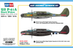 87261  Самолет US P-61A Black Widow (Hobby Boss) 1/72