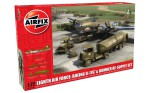 12010 Самолет и техника Eighth Air Force Resupply Set (AIRFIX) 1/72