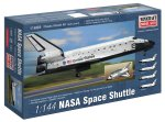 11668 Шатл NASA Shuttle with decals for Endeavour, Discovery, Atlantis, Enterprise (MINICRAFT) 1/144