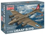 "14712 Бомбардировщик B-17G USAF ""Mercy's Madhouse"" with 2 marking options	 (MINICRAFT) 1/144"