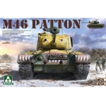 2117 Танк US MEDIUM TANK M-46 PATTON (Takom) 1/35
