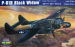 83209 Самолет  P-61B Black Widow (Hobby Boss) 1/32