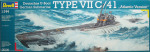 "05100 U-Boot TYPE VIIC/41 ""Atlantic Version"" (REVELL) 1/144"