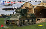 CB35210	Танк A17 Vickers Tetrarch MkI / MkICS Light Tank  (Bronco Models) 1/35