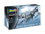 03943 Самолет Bristol Beaufighter TF.X (REVELL) 1/48