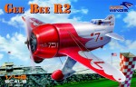 DW48001 Самолёт Gee Bee R2 (Dora Wings) 1/48