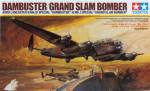 61111 Самолёт Dambuster/Grand Slam (TAMIYA) 1/48
