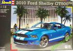 07089 ���������� 2010 Ford Shelby GT500 (REVELL) 1/12