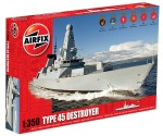 12203 ������� Type 45 Destroyer ��� �������������� (AIRFIX) 1/350