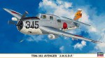 00984 ������� TBM-3S2 Avenger J.M.S.D.F. Limited Edition (HASEGAWA) 1/72