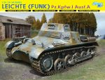 6591� LEICHTE (Funk) Pz. Kpfw. I Ausf. A (Smart Kit)   (DRAGON) 1/35