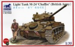 "CB35068  Танк М-24 Chaffee"" British Version (Bronco Models) 1/35"