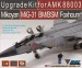 88003-U Конверсионный набор Mikoyan MiG-31BM/BSM Foxhound Upgrade kit (AMK) 1/48
