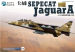 KН80104 Самолет SEPECAT JAGUAR A ( KITTY HAWK) 1/48
