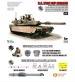 TK7310-S Танк U.S. M1A2 SEP ABRAMS TUSKI (TIGER MODEL) 1/72