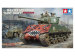 35359 Tанк Sherman M4A3E8 Korean War+GAZ 67B (TAMIYA) 1/35