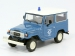 Toyota land cruiser полиция Греции  18 (Deagostini) 1/43