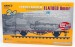 35A03-SVP ЖД Платформа German Railway FLATBED Ommr (2 in1) Super value pack (1+1) (SABRE MODEL) 1/35