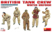 MA35121 Солдаты British tank crew winter uniform (Mini Art) 1/35
