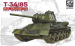 AF35145 Танк T34/85 MODEL 174 FACTORY (FULL INTERIOR KIT) ( AFV CLUB) 1/35
