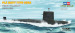 87020  Подводная лодка:The PLA Navy Type 039G submarine (Hobby Boss) 1/700