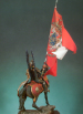 SG-F81 Миниатюра:Polish Winged Hussar (54mm) (метал) (ANDREA MINIATURAS)